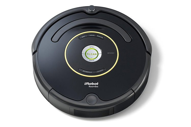 irobot roomba 650 aspirateur robot test et avis. Black Bedroom Furniture Sets. Home Design Ideas