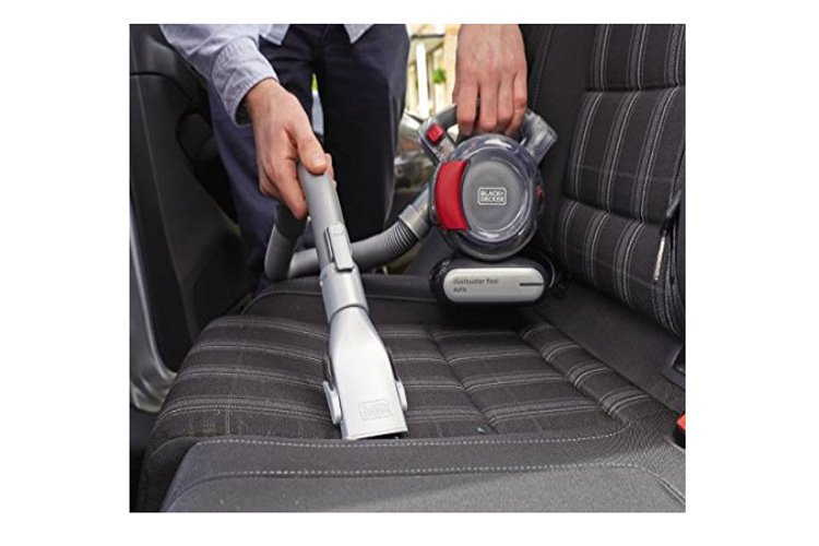 Black & Decker PD1200AV-XJ Dustbuster test