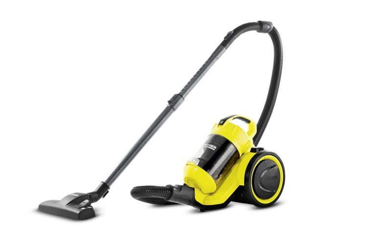 aspirateur karcher a affordable aspirateur eau et poussire lectrique commercial avec nettoyage. Black Bedroom Furniture Sets. Home Design Ideas